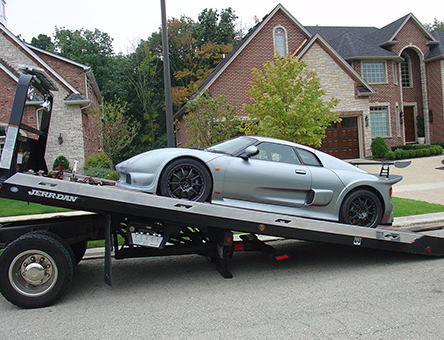 24/7 towing services Calgary
