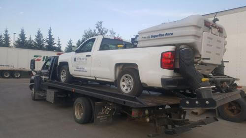 towing truck service